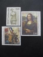 France Série N°3234 Au 3236 PHILEXFRANCE 99 Neuf ** - Expositions Philatéliques
