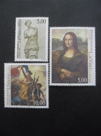France Série N°3234 Au 3236 PHILEXFRANCE 99 Neuf ** - Philatelic Exhibitions