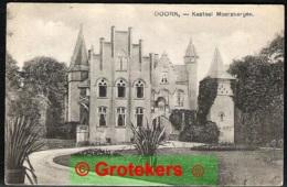 DOORN Kasteel Moersbergen Ca 1925 ? - Doorn