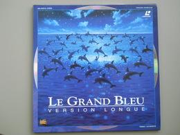 LASERDISC - PAL VF - Le Grand Bleu  - Luc Besson - Jean-Marc Barr, Jean Reno, Rosanna Arquette - Autres Collections
