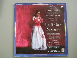 LASERDISC - PAL VF - La Reine Margot  -  Isabelle Adjani , Daniel Auteuil, Jean-Hugues Anglade - Autres Collections
