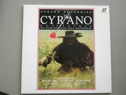 LASERDISC - PAL VF - Cyrano De Bergerac - Gérard Depardieu - Autres Collections