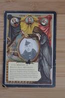 WO1 Doodsprentje Foto +1916 Meysmans 2 Reg Artillerie 1914 1918 Zeldzaam Niet Terug Te Vinden Tss Oorlogsslachtoffers - Religion &  Esoterik