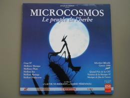 LASERDISC - PAL VF - Microcosmos: Le Peuple De L'herbe - Autres Collections