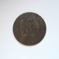 5 Centimes Münze Aus Frankreich Von 1857? K (schön Bis Sehr Schön) - Frankreich