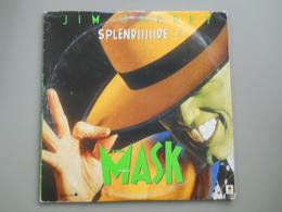 LASERDISC - PAL VF - The Mask - Jim Carrey, Cameron Diaz - Autres Collections