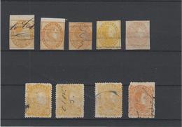 Venezuela ,francobolli Fiscali Postali ,9 Pezzi ,ottima Qualita - Venezuela