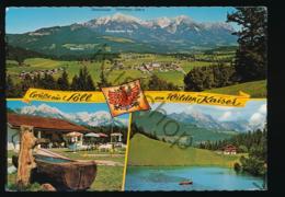 Söll Am Wilden Kaiser [AA44 5.328 - Autriche