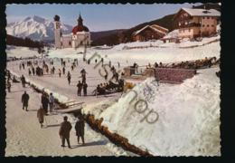 Seefeld - Seefeldkapelle Mit Eislaufplatz [AA44 5.338 - Austria