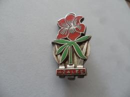 "(Militaria - Marine - Insigne Augis..) -  Dragueur "" AZALEE "" ....voir Scans - Marine"