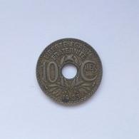 10 Centimes Münze Aus Frankreich Von 1933 (sehr Schön) - Frankreich