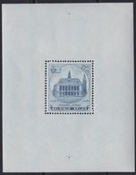 Belgie   .  OBP      .      Blok 6A  (2 Scans)  (zegel: **)   .    *     .    Ongebruikt    .  /   .  Neufavec Charniere - Blocs 1924-1960