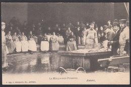CPA -  Belgique, ANVERS / ANTWEPEN, La Minque Aux Poissons - Antwerpen
