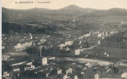 CPA - France - (34) Hérault - Bedarieux - Vue Générale - Bedarieux