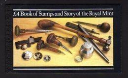 GRANDE-BRETAGNE 1983 - Carnet De Prestige YT C1075b - SG DX4 - NEUF** MNH - The Story Of The Royal Mint - Booklets