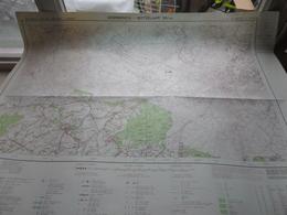 GEMMENICH - BOTZELAAR () Anno IGMB 1975 - Schaal / Echelle / Scale 1: 25.000 ( Edit. 2 - M834 35/5-6 ) Zwarte Bol ! - Cartes Géographiques