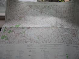 GELUVELD - MOORSELE () Anno IGMB 1977 - Schaal / Echelle / Scale 1: 25.000 ( Edit. 2 - M834 28/3-4 ) Zwarte Bol ! - Mapas Geográficas