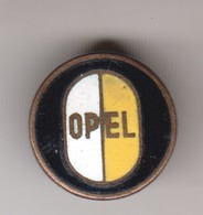 PIN  OPEL  Reversknopf - Opel