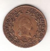 OESTERREICH 20  KREUZER  -B-  1784   PERFEKT - Austria