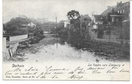 DOLHAIN (4830) La Vesdre Vers Limbourg - Nels Série 98 N 25 - Limburg