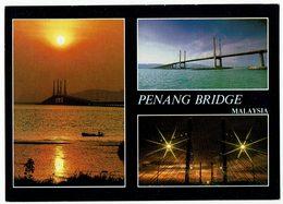 Malaysia, Penang Bridge - Malaysia