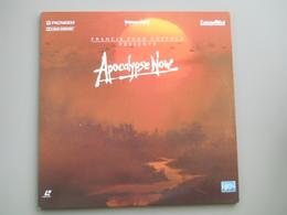LASERDISC - PAL VF - Apocalypse Now - Francis Ford Coppola - Marlon Brando - Autres Collections