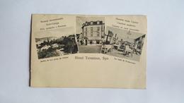 41382  - Spa      Hôtel  Terminus - Spa