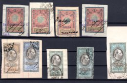 AUSTRIA  IMPERO - Revenue Stamps