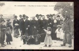 France - Frankrijk - Locquirec - Quimper - 1910 - France