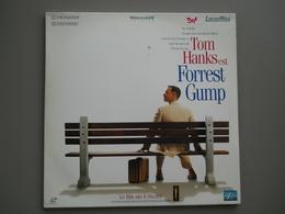 LASERDISC - PAL VF -Forrest Gump - Robert Zemeckis - Tom Hanks - Autres Collections