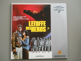 LASERDISC - PAL VF - L'Etoffe Des Héros - Sam Shepard, Scott Glenn, Ed Harris - Autres Collections