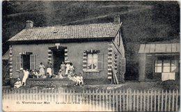 14 Vierville Sur Mer: La Villa Des Flots (pli Coin Droit) - Other Municipalities
