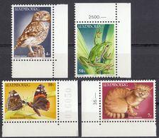 LUSSEMBURGO - 1985 - Serie Completa Di 4 Valori Nuovi MNH: Yvert 1083/1086. - Lussemburgo
