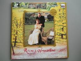 LASERDISC - PAL VF - Retour à Howards End - Anthony Hopkins, Emma Thompson - Autres Collections