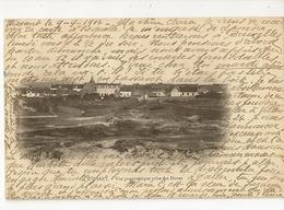 62-73 -  Wissant - Vue Panoramique Prise Des Dunes - Wissant