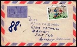 Tanzania / Football / World Cup Mexico 1986 - Coupe Du Monde