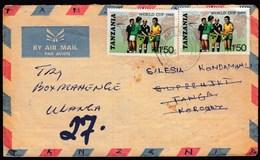 Tanzania / Football / World Cup Mexico 1986 - 1986 – Messico