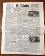 LE MATIN N°11182 Du 9 Octobre 1914 - Autres