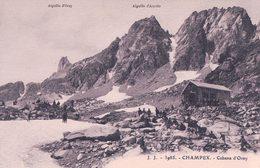 Champex VS, Cabane D'Orny (3985) - VS Valais