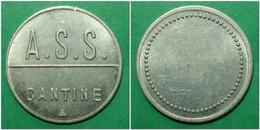 41 - SALBRIS - A.S.S. Cantine (GIAT Industries) - Monétaires / De Nécessité