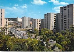 91 - CORBEIL ESSONNES : Les Tarterets ( Immeubles Cité HLM ) CPSM Grand Format - Essonne - Corbeil Essonnes
