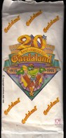 Italy Gardaland 1995 / 20 Anniversary / Set Of Cutlery, Napkin, Fork And Knife - Otras Colecciones
