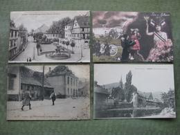 GRAND LOT DE 1090 CPA/CPSM MAJORITÉ FRANCE ( Voir Déscriptif & Scans ) - Cartes Postales