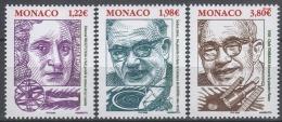 MONACO 2005 SERIE - Y.T. N° 2499 A 2501 - 3 TP NEUFS ** - Mónaco