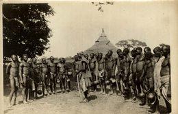AFRICA AFRIQUE 18*12CM Fonds Victor FORBIN 1864-1947 - Africa