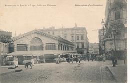 CPSM - France - (34) Hérault - Montpellier - Rue De La Loge - Halle Aux Colonnes - Montpellier