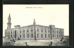 CPA Khartoum, Mosque - Non Classés