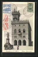 AK San Marino, Palazzo Governativo - Saint-Marin