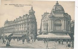 CPA - France - (34) Hérault - Montpellier - Place De La Comédie - Passage Lonjon - Montpellier