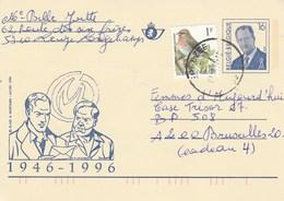 BLACK ET MORTMER   1946.1996 - Stamped Stationery